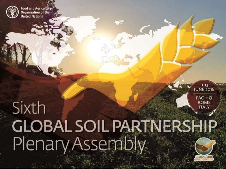 6cef7060e6d49 Implementation of the World Soil Day and its celebration in 2018: for  information and decision, Isabelle Verbeke, GSP Secretariat