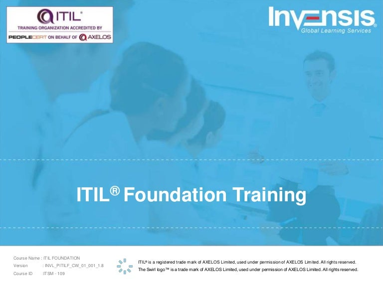 Itil Foundation Course Preview