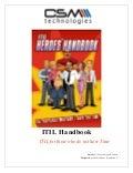 ITIL Handbook