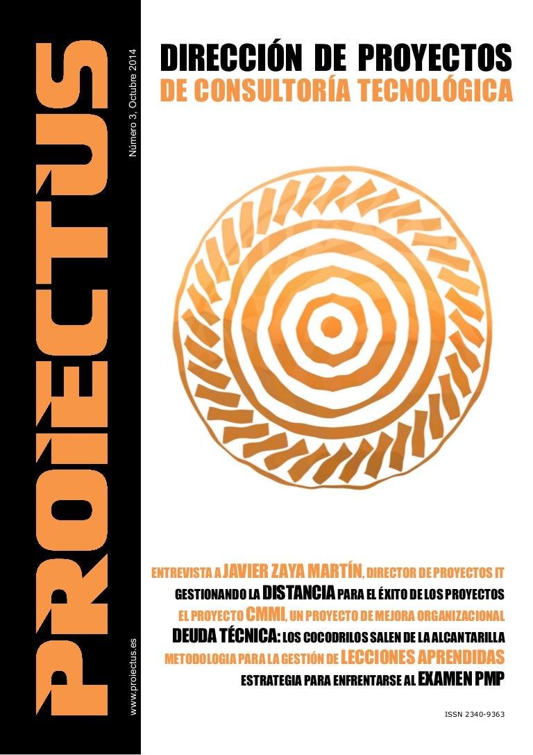 Revista Proiectus nº 3