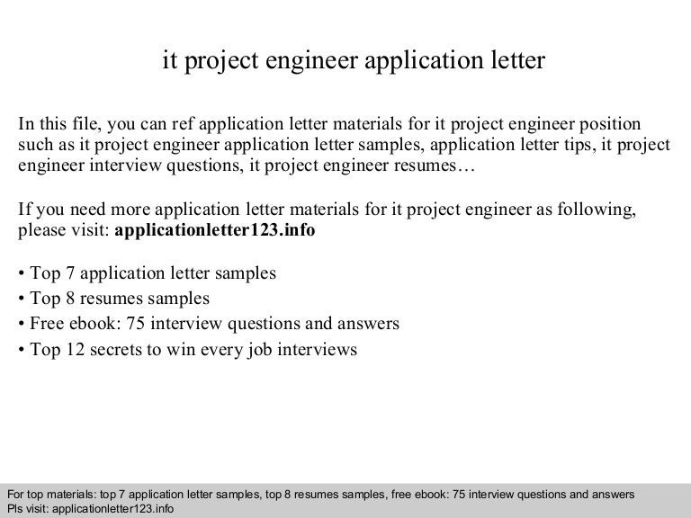 Business And Engineering Field Structural Project Engineer Ports Marine Construction Contracts Sample Cover Letter