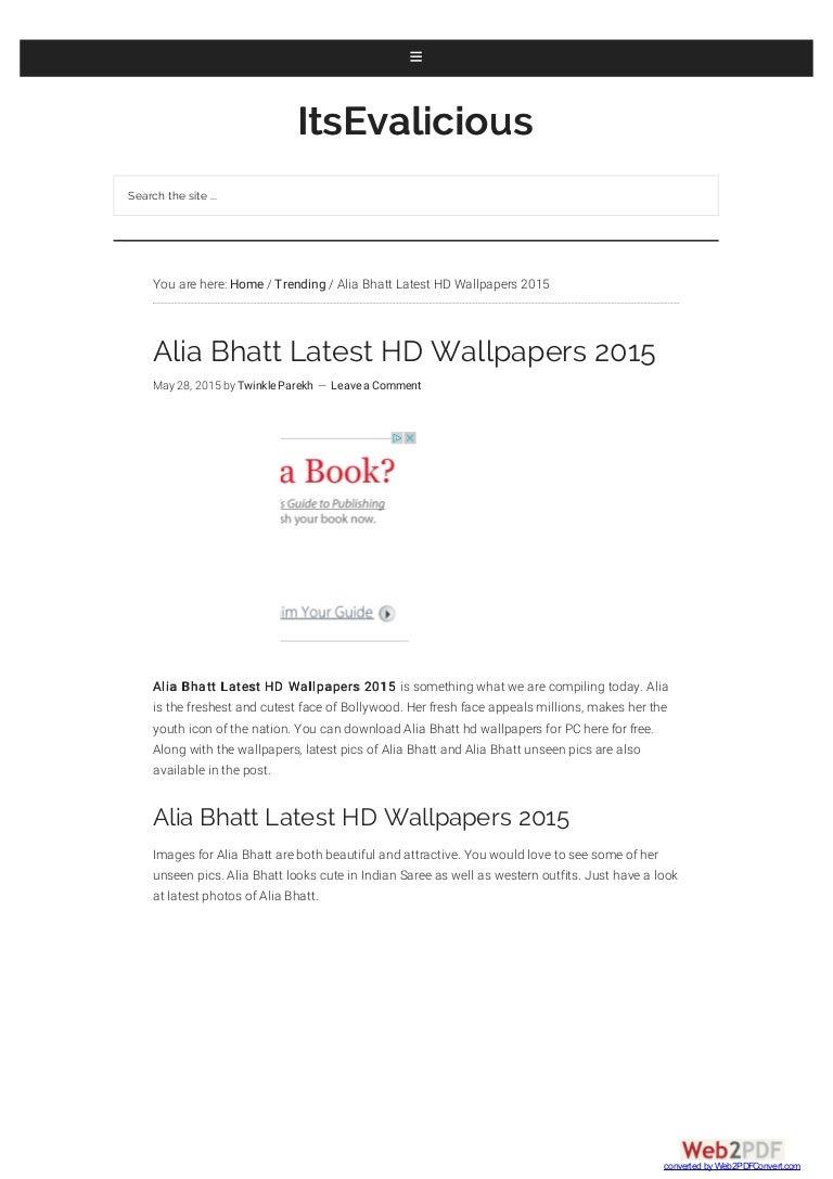 alia bhatt latest hd wallpapers in 2015