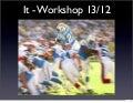 It-workshop 13.12.07