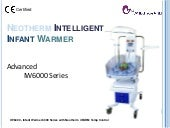 Advanced Infant Warmer IW6000 Series