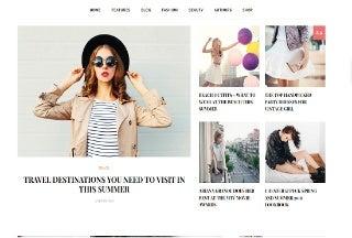 I will create a wordpress website design or wordpress blogs
