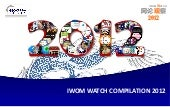 IWOM watch 2012 compilation_social marketing (Part 9)