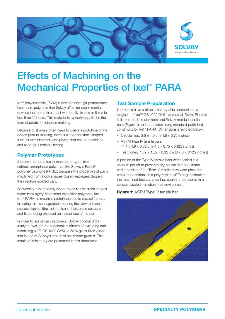 Effects of machining on the mechanical propertis of Ixef® PARA on blank medical history forms, hipaa patient consent forms, printable nursing assessment forms, blank patient information forms, new patient information form, diagnosis medical forms, new baby medical forms, surgery medical forms, insurance medical forms, physical medical forms, new patient form template, medical triage forms, printable doctor fill out forms, patient health forms, new patient intake form, new patient charting, emergency medical forms, new patient signs, new patient admissions, patient info forms,
