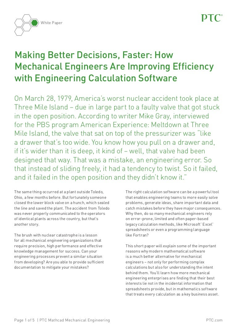 Making Better Decisions, Faster: How Civil Engineers Are