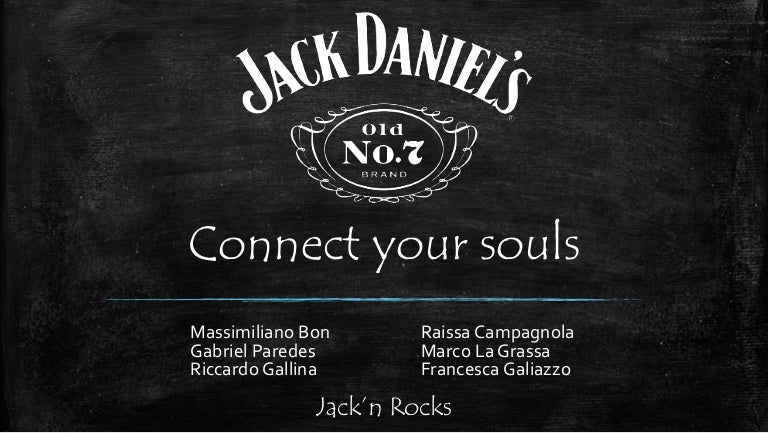 Jack Daniel\'s pitch - Jack\'n Rocks