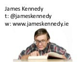James Kennedy- 3 Mistakes