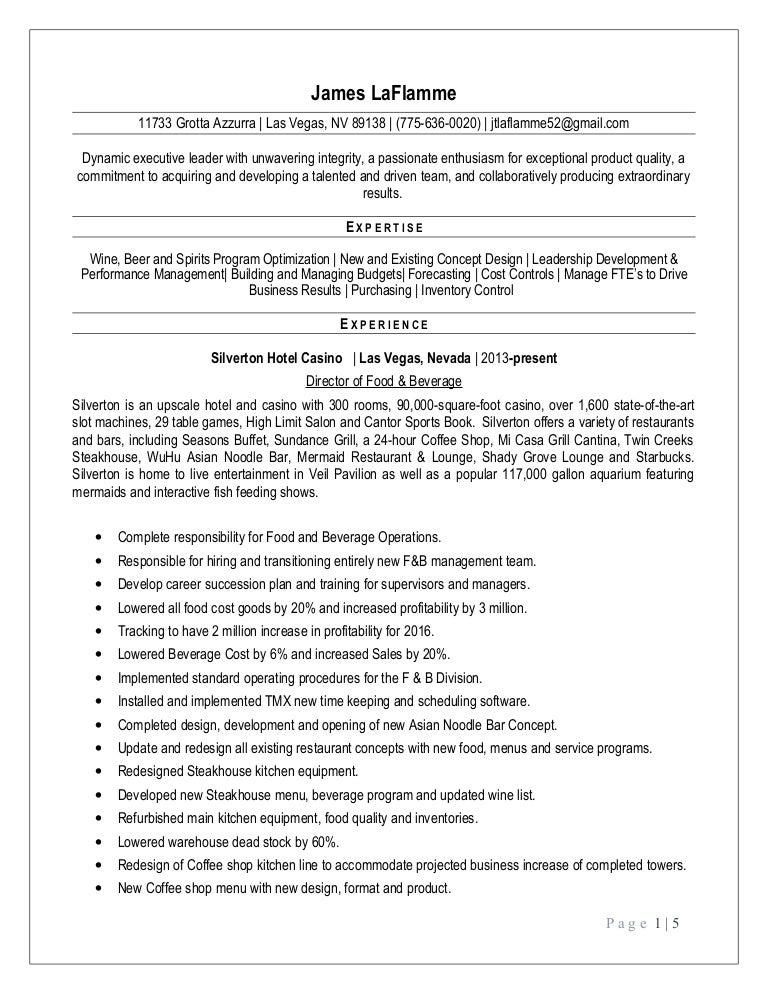 Casino Marketing Manager Cover Letter - sarahepps.com -