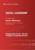 Digital Leadership Interview : James Patterson, MVP and Head of Capital One Labs