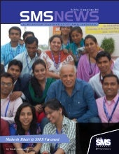 School of Management Sciences, Varanasi News Letter January - July 2013