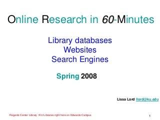 Online Research   LinkedIn