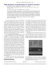 Electrodeposition And Characterization Of Copper Oxide