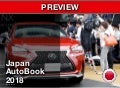 Japan AutoBook 2018 Preview