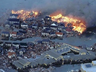 JAPAN Earthquake & Tsunami - March 2011