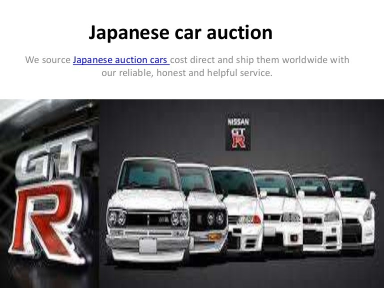 Car Auction Online >> Japanese Car Auction