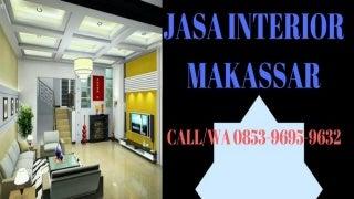 Call/WA 0853 9695 9632, Jasa Interior Apartemen City Makassar