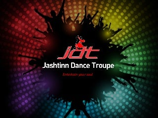 Jashtin Dance Troupe - Profile