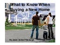 What to Know When Buying a New Home, by Jason Cohen Pittsburgh