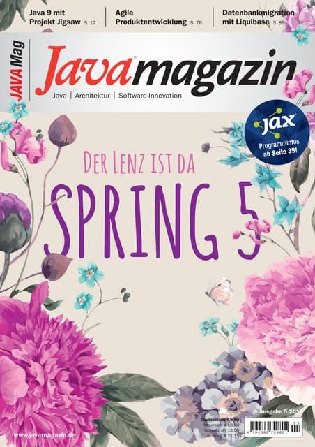 Java Flight Recorder Javamagazin May 2017