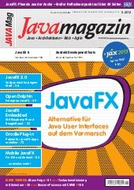 JavaFX goes open source