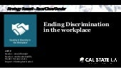 JAVC - Ending Discrimination in the Workplace