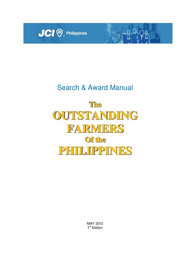 Jci Philippines Tofarm Awards Manual Phase Stepper Motor Driver Circuit Awardsprogs
