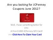4d6502183 JCPenney Coupons June 2012