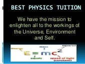 Physics Tuition