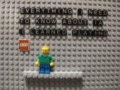Everything I Need To Know About IA/UX I Learned Playing LEGO