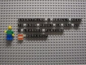 World IA Day 2014: Everything I Really Need to Know About IA and UX I Learned Playing LEGO®