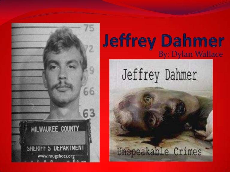 Jeffrey dahmer serial killer profile
