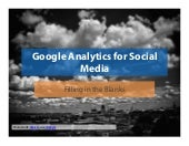 How to Measure Social Media in Google Analytics - Superweek 2014 #spwk