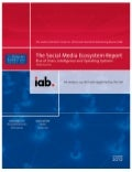 The Social Media Ecosystem Report by IAB