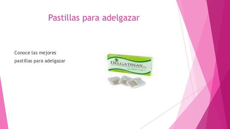 power pastillas para adelgazar