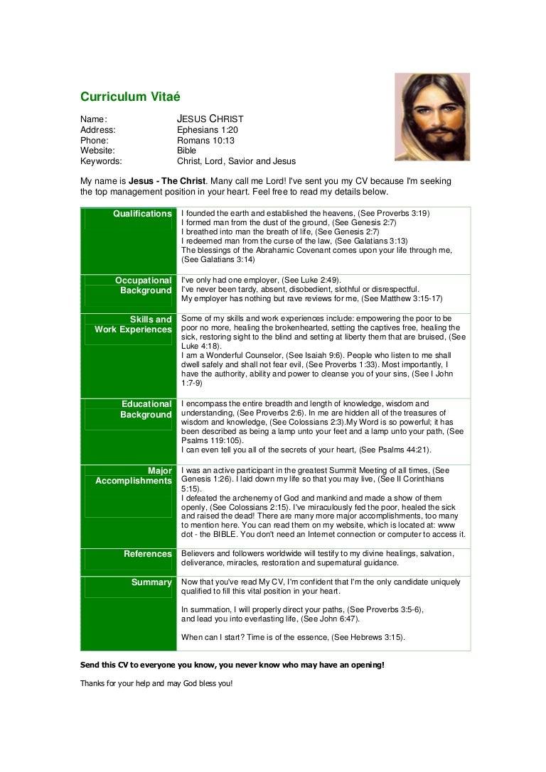 jesuscurriculumvitae 090805185709 phpapp01 thumbnail 4jpgcb1249498634