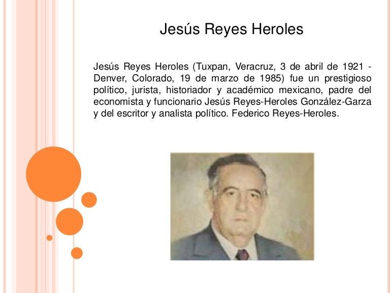 Jesus Reyes Heroles