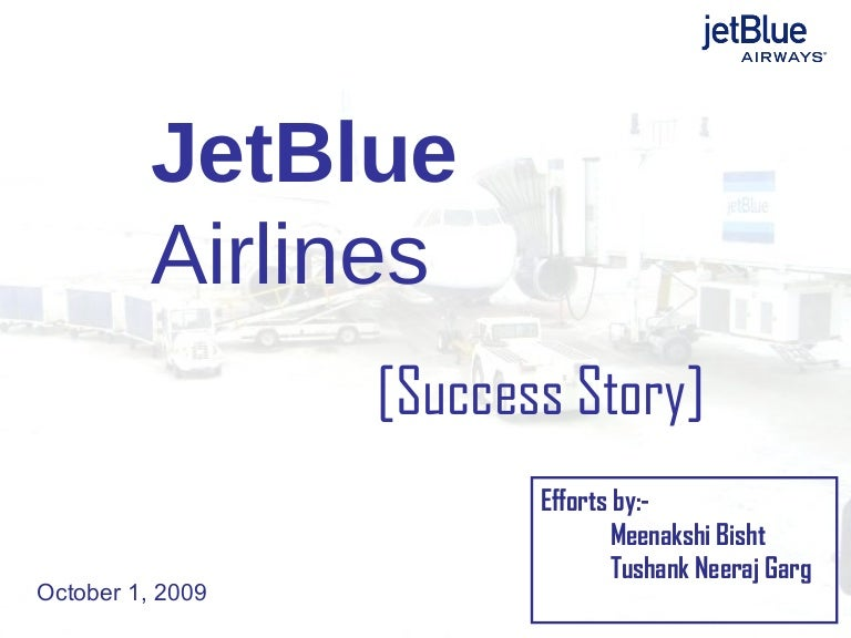 potential analysis of jet blue a case Jet blue case part 1 analysis: financial analysis- jetblue, despite the hard times facing the airline industry, is doing well in comparison to its competitors it is a much smaller company earning as much as $18 million less than its competitors in operating revenues (american had the most at 20.