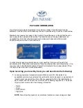 Jeunesse pay card information new