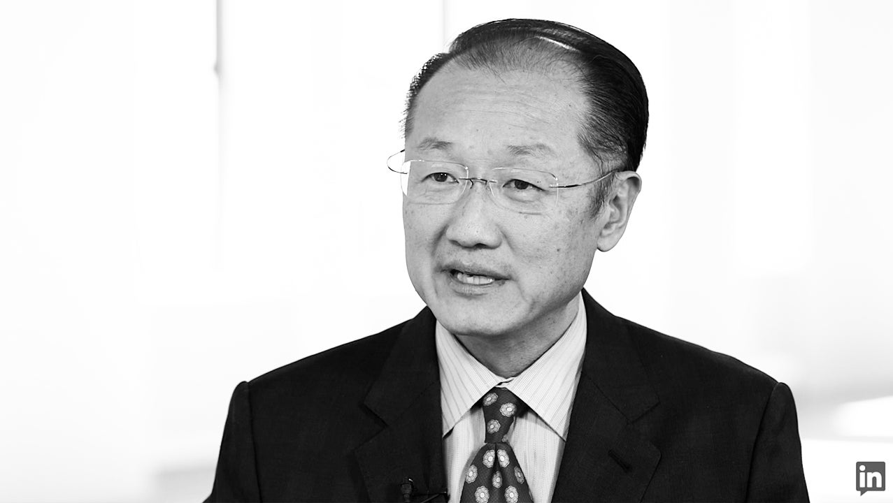 "Jim Kim: ""I Have Never Pursued a Job In My Whole Life"""