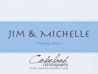 Jim and Michelle's Wedding Album - Del Ray Beach Florida