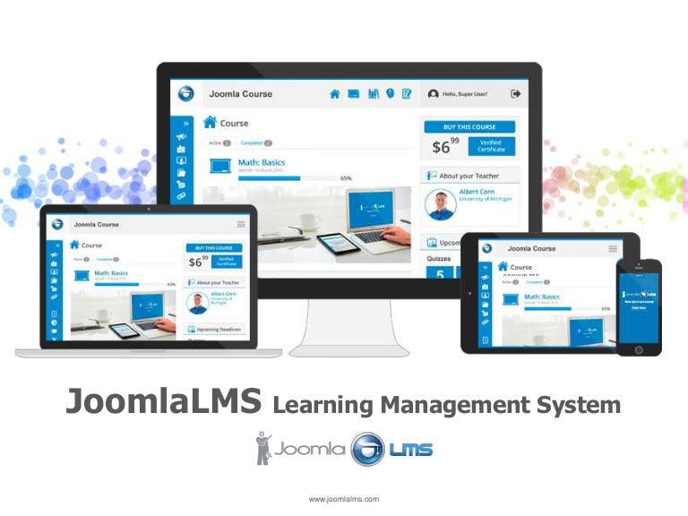 JoomlaLMS Learning Management System Overview