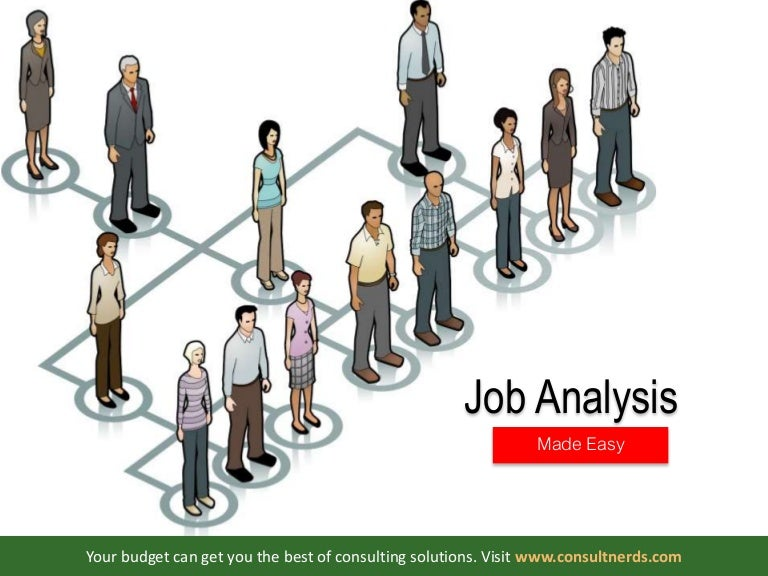 Job Analysis Made Easy