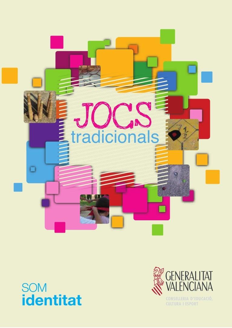Jocs tradicionals valencians