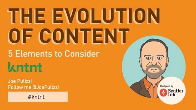 Content Meetup 2014: Joe Pulizzi
