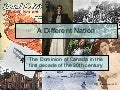 Canada in the First Decade of the 20th Century