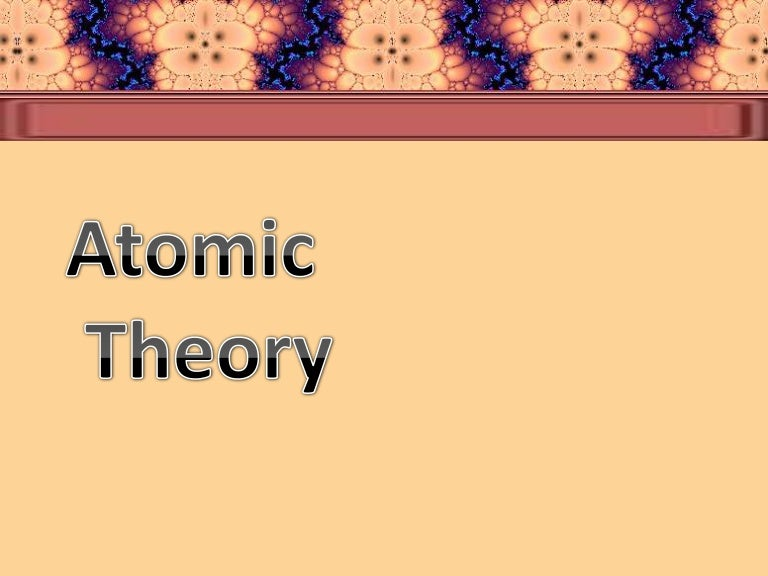 Atomic Theory – Atomic Theory Timeline Worksheet