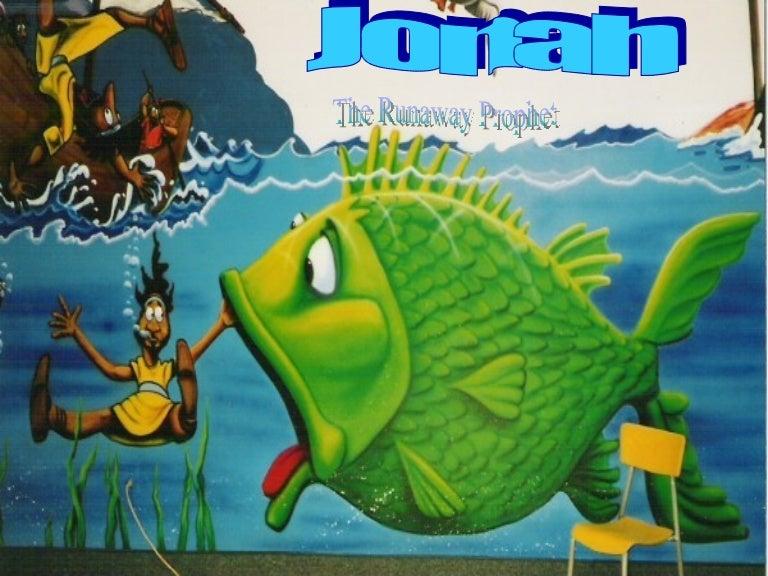 Bible Jonah Story For Kids
